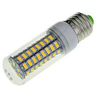 18W E14 / E26/E27 Lâmpadas Espiga B 72 SMD 5730 1650 lm Branco Quente / Branco Frio Decorativa AC 220-240 V 5 pçs