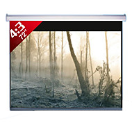 1080P 72 Inch 4:3 Motorized Projector Screen