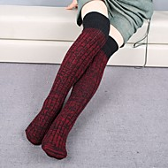 Breathability Socks for Others Black Navy Burgundy Coffee Beige