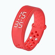 SmartarmbåndVannavvisende / Lang Standby / Kalorier brent / Pedometere / Trenings logg / Sundhetspleie / Sport / Multifunktion /