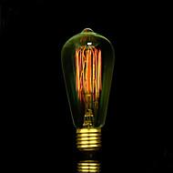 BofA st58 E27 25W Edison art deco izvor svjetlo žarulje (85V-265v)
