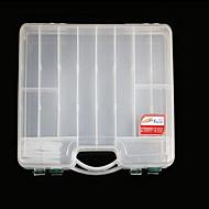 Uskladnění rybářských potřeb multifunkční box Voděodolné 1 Tác 28.5*19*7.5 Polyetylén Umělá hmota