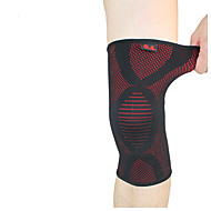 Knee Brace for Badminton Cycling/Bike Racing Running Team Sports Unisex Wearproof Breathable Easy dressing Protective Sports Outdoor