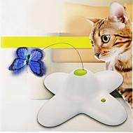 Kattenspeeltje Huisdierspeeltjes Interactief Speelhengels Elektronisch Vlinder