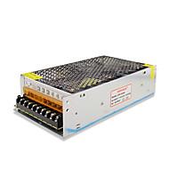 SPD-240W αξεσουάρ 12v20a CCTV κάμερα σύστημα μετασχηματιστή παροχής ρεύματος μετάλλων - ασημί (AC 110-220V)
