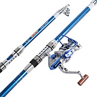 Spinning Rod Spinning Rod FRP 210/240/270/300/360 M Sea Fishing Freshwater Fishing Other Carp Fishing General Fishing Rod & Reel Combos