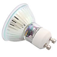 4W GU10 Spot LED MR16 15 SMD 2835 300 lm Blanc Chaud AC 85-265 V 5 pièces