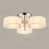 Ecolight™ Flush Mount Modern/Contemporary 3 Lights Ceiling Light/Kids Room/Entry/ Hallway/ Metal