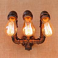 AC 220-240 120 e27 деревенский / Дача страна живописи функция для лампочки включены, окружающее освещение настенные бра настенный