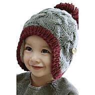 Kape i šeširi Dječaci-Zima Pletenina Siva