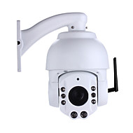 PTZ IP Camera 20X Optical Zoom 960P 1.3MP Pan/Tilt (Electronic) Outdoor 150M IR Remote control