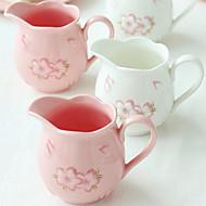ציוד שתיה יומי ציוד שתיה חדשני כוסות תה כוסות יין כוסות קפה תה ומשקאות 1 קרמי, -  איכות גבוהה