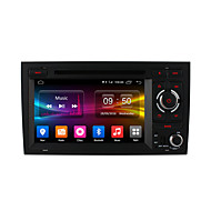 Ownice 7 Android 6.0 with 16G ROM Quad Core Car DVD Player For Audi A4 S4 RS4 2002 - 2008 with HD Screen 1024*600 Support 4G Lte