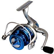 Fishing Reel Spinning Reels 2.6:1 13 Ball Bearings Exchangable General Fishing-LF5000