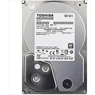 Toshiba 2TB Desktop Hard Disk Drive 7200rpm SATA 3.0(6Gb/s) 64MB Cache 3.5 inch-DT01ACA200