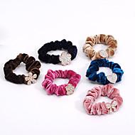 élastiques Accessoires pour cheveux Acrylique Perruques Accessoires Pour femme