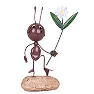 Květiny Zvířata Železná tradiční,Sběratelství Vevnitř Dekorativní doplňky