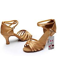 Buty do tańca-Damskie-Latynoamerykański-Personlaizowane-Obcas do wyboru-