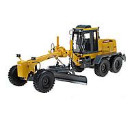 רכב בנייה צעצועים צעצועים רכב 1:28 מתכת ABS פלסטיק לבן צעצוע בניה ודגם