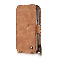 Genuine Leather Cover Multi-functional Cards Holder Wallet Case For Samsung Galaxy Grand Prime J3 J5 J7 J3(2016)
