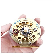 Fishing Reel Ice Fishing Reel Fly Reels Ice Fishing Reels 1:1 1 Ball Bearings Right-handed Fly Fishing Ice Fishing Other General Fishing-