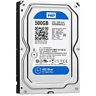 WD 500GB Desktop Hard Disk Drive 7200rpm SATA 3.0 (6 Gb / s) 32MB CacheWD5000AZLX