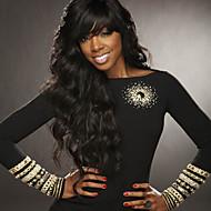 흑인 여자 아기의 머리를 가진 뜨거운 판매 처리되지 않은 브라질 인간의 처녀 글루리스 전체 레이스 가발