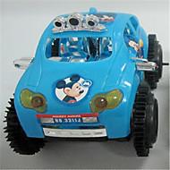 건설차량 장난감 자동차 완구 1:25 플라스틱 무지개 모델 & 조립 장난감
