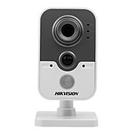 hikvision® ds-2cd2432f-iw 3MP ir terning ip kamera (motion detection 10m ir PoE wi-fi dwdr / 3d DNR / BLC pir