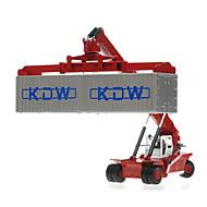 רכב בנייה צעצועים צעצועים רכב 01:50 ABS פלסטיק מתכת כסוף צעצוע בניה ודגם