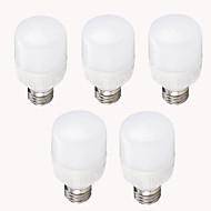 7W E26/E27 LED Corn Lights T 12 SMD 2835 700 lm Warm White Cool White Decorative AC 220-240 V 5 pcs