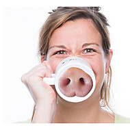 újdonság drinkware, 350 ml-es BPA mentes kerámia kávé tejjel bögre kávét utazási bögrék