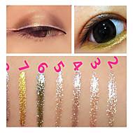 1Pcs Women Shiny Long Lasting Eye Liner Waterproof Makeups Eyeliner Liquid Beauty Cosmetic Tool Gift For Girls