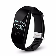 2017 Diggro H3 smart watch Heart Rate Bracelet Bluetooth 4.0 Pedometer Calorie Sleep Monitor smart Wristbands for Android IOS