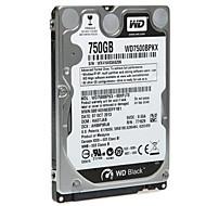 WD 750GB Laptop/Notebook Hard Disk Drive 7200rpm SATA 3.0(6Gb/s) 16MB CacheWD7500BPKX