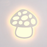 AC 100-240 18 Led Integrado Moderno/Contemporâneo Outros Característica for LED Estilo Mini Lâmpada Incluída,Luz Ambiente Luzes de imagem