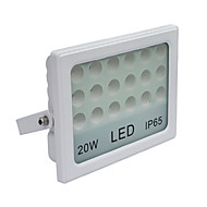 Jiawen 20w LED Light powodzi zewnątrz wodoodporne IP65 doprowadziły światła powodzi krajobraz oświetlenia domu ogród ściennego (ac85-265v)