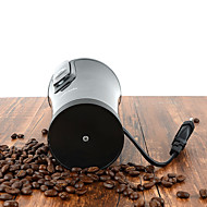 # ml  Stainless Steel Plastic Coffee Grinder , Drip Coffee Maker Reusable Electric