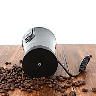 # ml Rustfritt stål Plastikk Kaffekvern , drypp Coffee Maker Gjenanvendelige Elektrisk