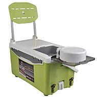 Angelkasten Sitz Box Wasserdicht32 Kunststoff
