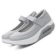 Sneakers-Tyl-Komfort Lysende såler-DamerFritid-Kilehæl