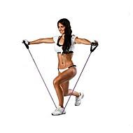 エクササイズバンド エクササイズ&フィットネス ジム用 筋力トレーニング その他 ラバー