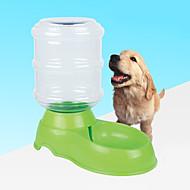 Hund Schalen & Wasser Flaschen Haustiere Schüsseln & Füttern Reflektierend Grün