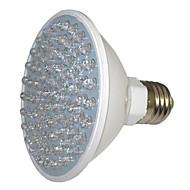 5W E27 הוביל לגדול האורות 60red ו 20blue צמח הידרופוני לגדול צמיחה ac220-240v