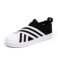 メンズファッションスニーカーカジュアルyeezyの靴の快適チュール運動靴フラットヒールレースアップ白/黒