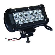 36 w LED auto pracovní světlo 6000K bílá Projektory LED pro jeep reflektor světlometu pro jeep offroad atv nákladních lodí SUV dc12-24v