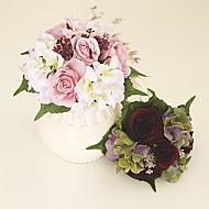 Man-made Rose Peony Bouquet