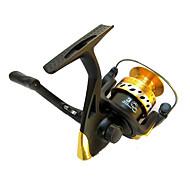גלילי דיג גלילי פיתיון יצוק 3.6:1 5 מיסבים כדוריים ניתן להחלפה דיג כללי-SF1000