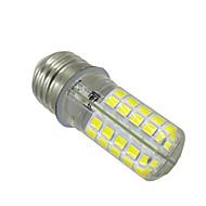 5W E14 G9 BA15d E26/E27 Luminárias de LED  Duplo-Pin T 80 SMD 5730 400-500 lm Branco Quente Branco Frio Regulável Decorativa V 1 pç