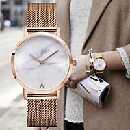 Men's Women's Dress Watch Fashion Watch Wrist watch Quartz Stainless Steel Band Vintage Charm Silver Gold Rose Gold Gold Silver Rose Gold
